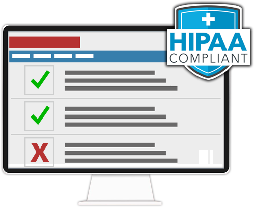 GetTested.me is Hipaa Compliant