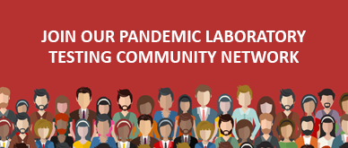 Pandemic Laboratory Testing Community Network